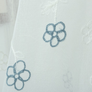 Rem vai polyester trang tri cua so theu hoa dep-1