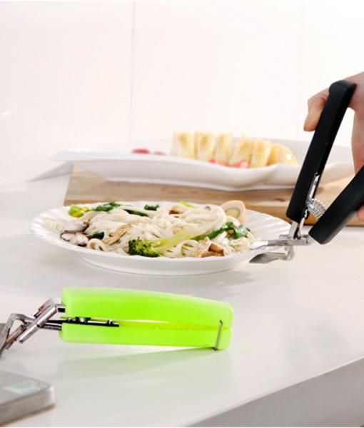 Dụng cụ gắp thức ăn nóng chống bỏng tay – Chuyên các sp Thông minh Tiện  ích, Gia dụng Đa năng